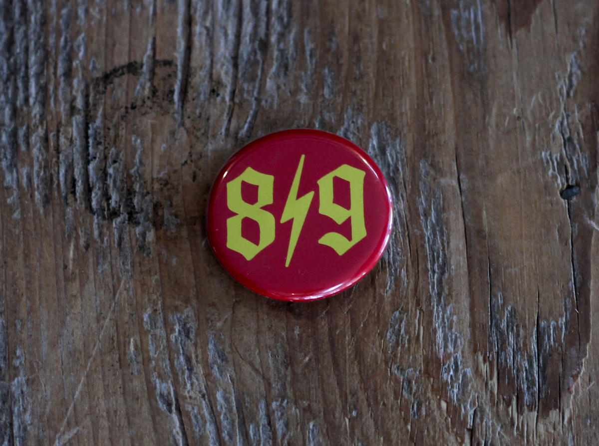 O.E. Button Pin R/Y