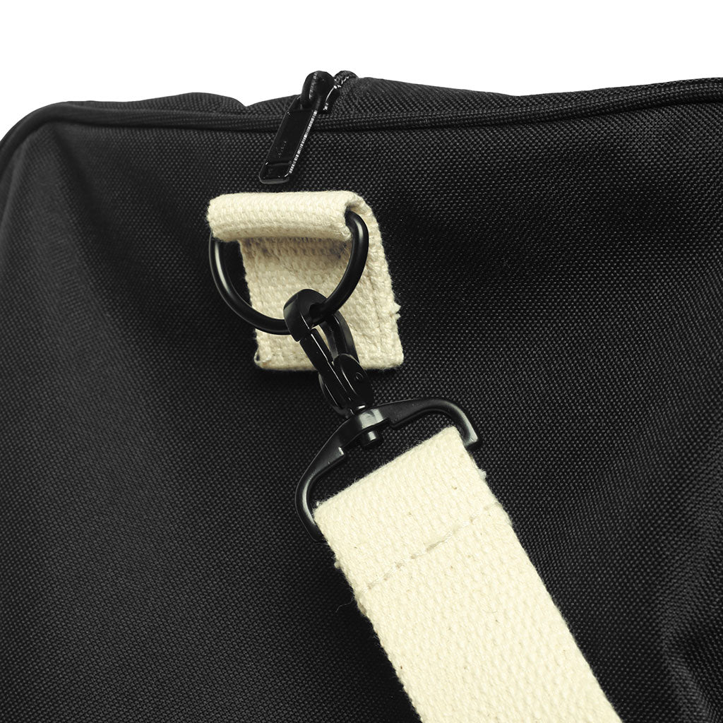 COD Black Square Duffel Bag
