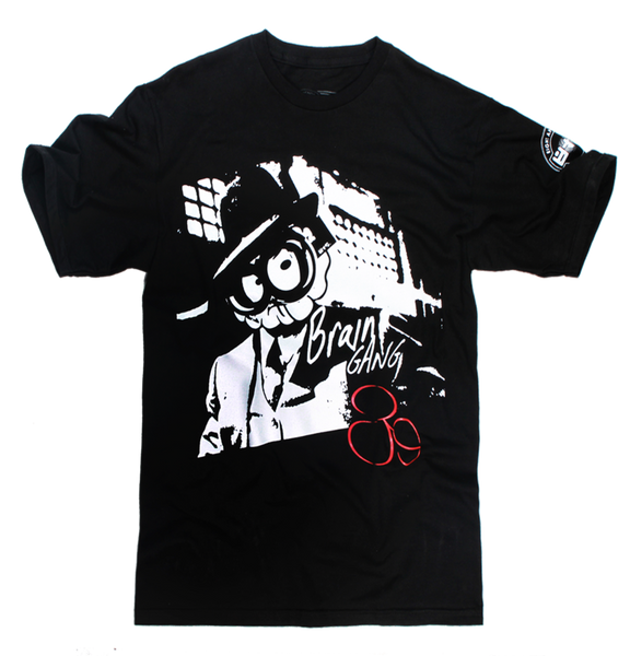 Brain Gang Capone T Shirt - 2