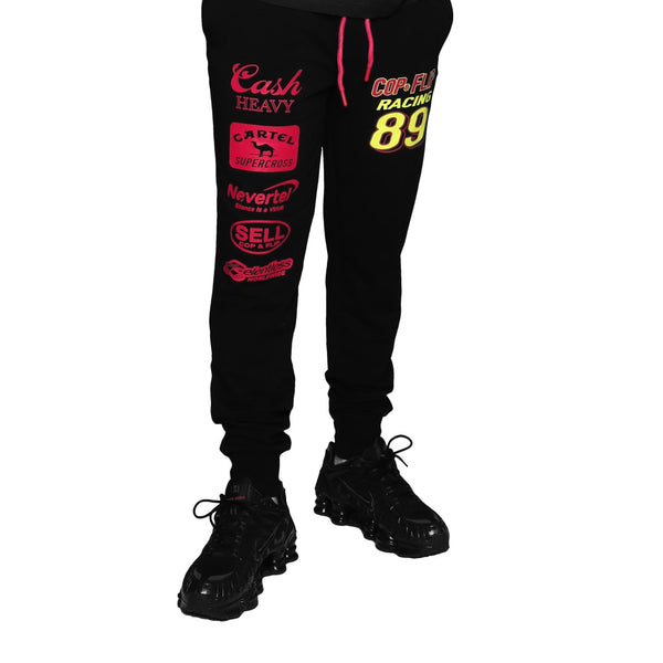 Cash Heavy Mens Jogger Sweats