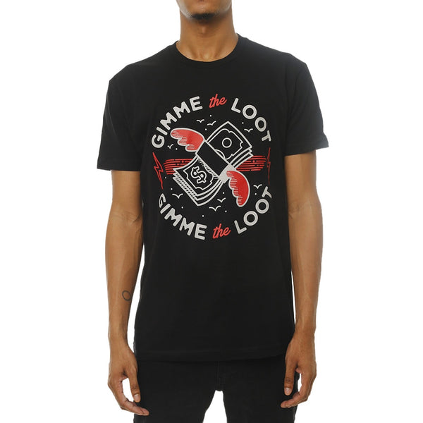 Cement 3 Jordan Shirt - Gimme The Loot