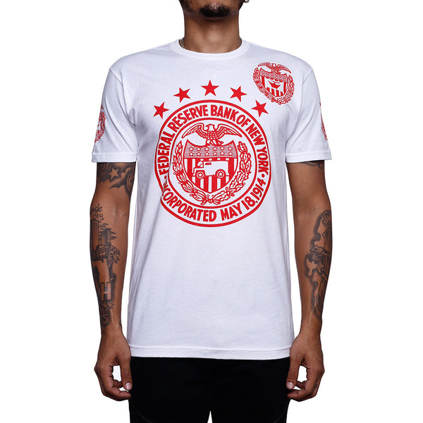Chicago 13 Fed Reserve T Shirt
