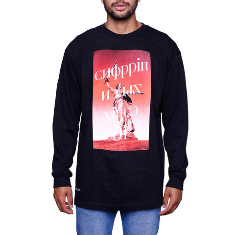 Choppin L/S Banned 1 T Shirt