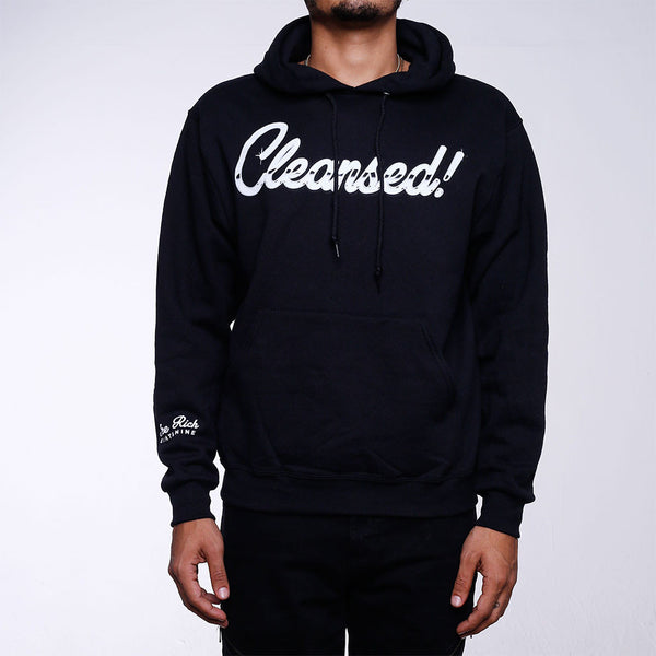 Cleansed Mike Rich YouTube Hooded Sweatshirt