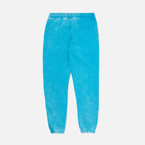 Clout Angel Sweatpants Turquoise
