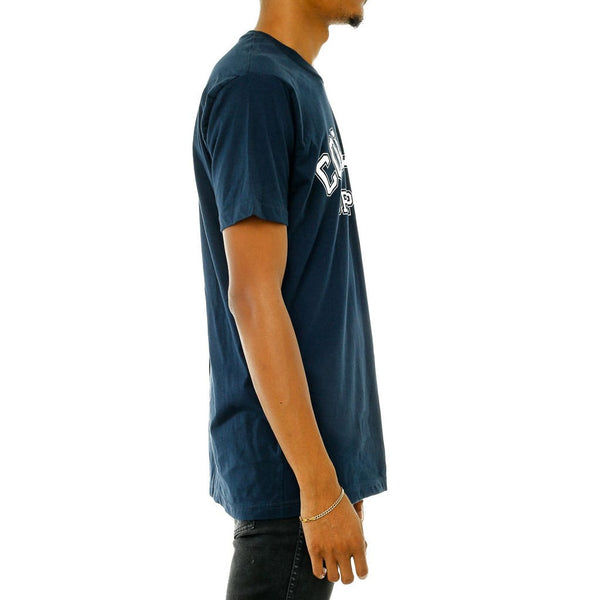 College Drop Out T-Shirt Navy