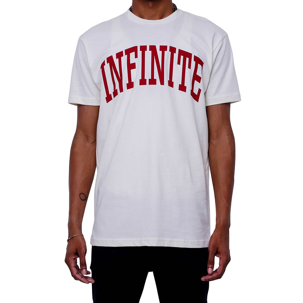 College T Shirt Maroon