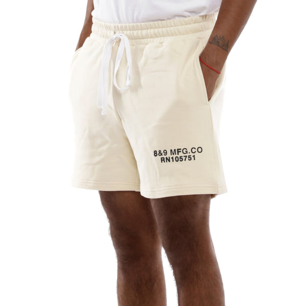 Cypher Essential Shorts Cream