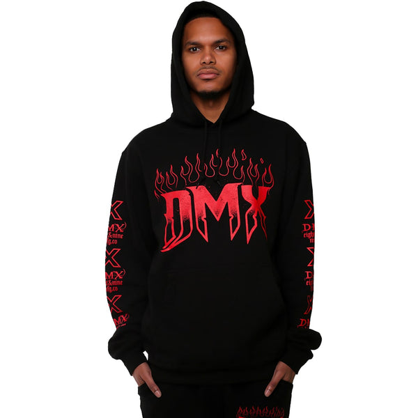 DMX Let Me Fly Hooded Sweatshirt OG