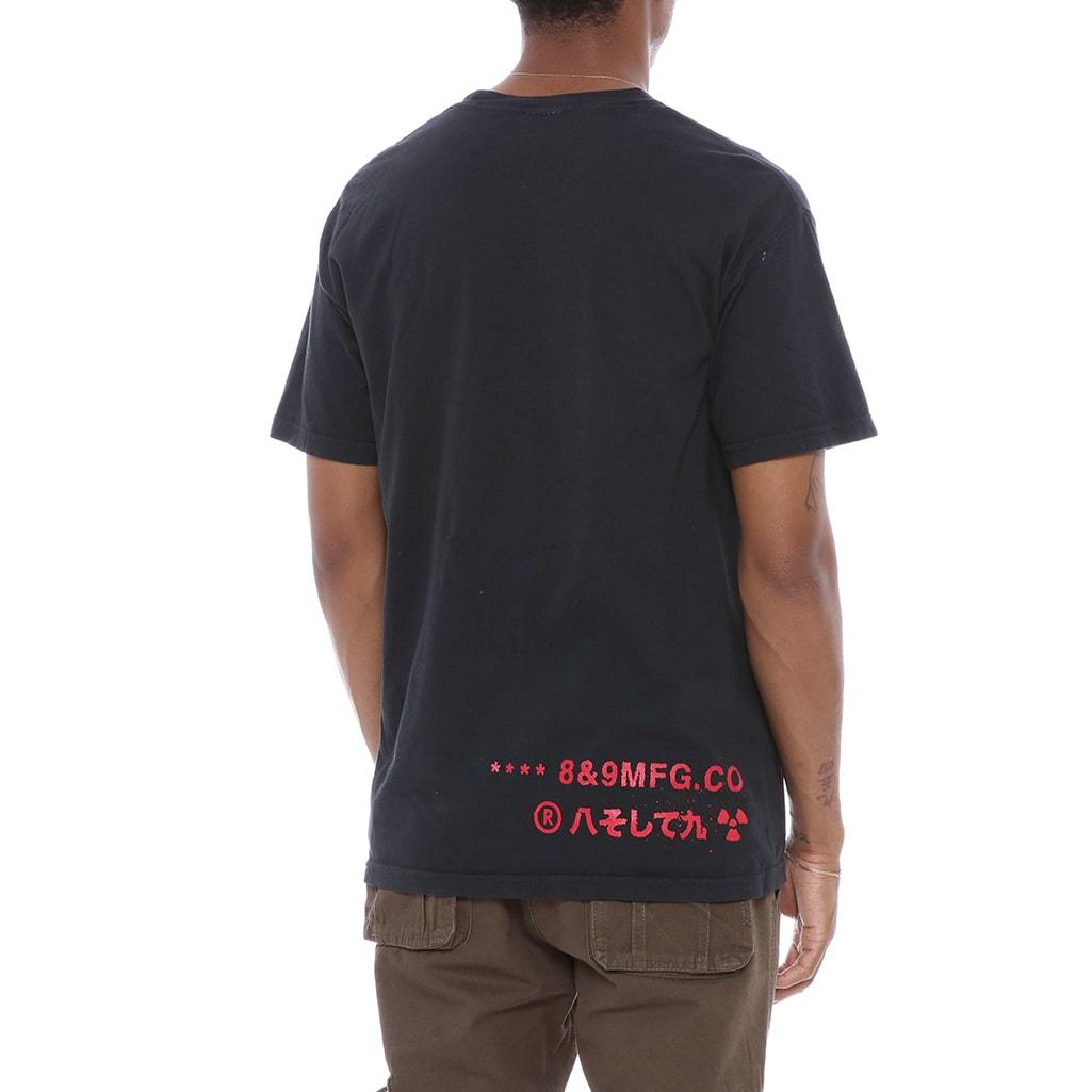 Danger T Shirt Black