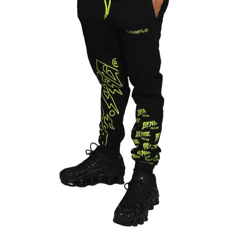 Demon Killer Mens Sweats Volt