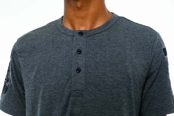 Dice Henley Black