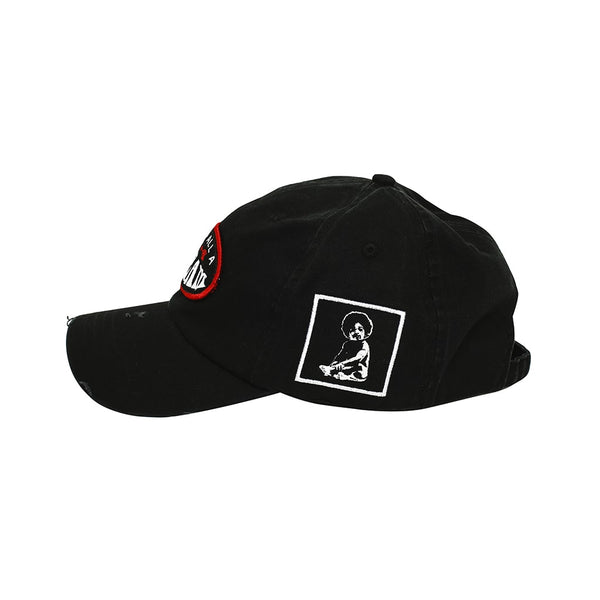 Dream Dad Hat Black