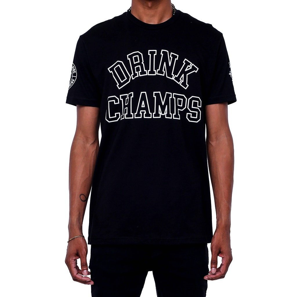 Drink Champs Varsity T Shirt
