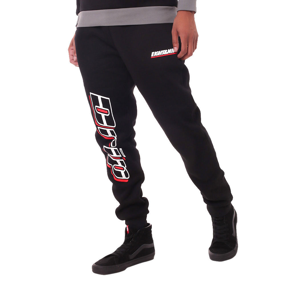 Drip Sweat Pants Black