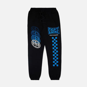 Eighty Niners Sweatpants Black