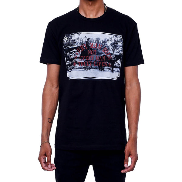 Everyman T Shirt Black