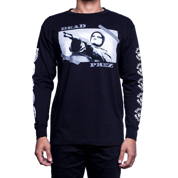 Faces Long Sleeve T Shirt front
