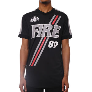 Fire Soccer Jersey Cement