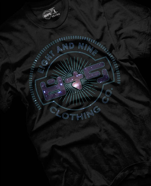 Galaxy Logo T Shirt - 1