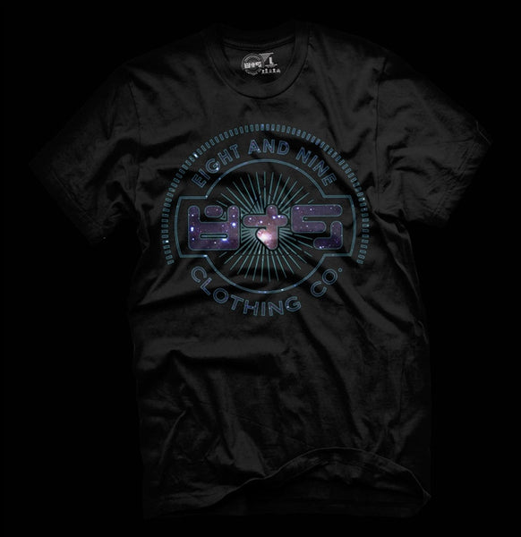 Galaxy Logo T Shirt - 2