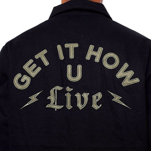 Get It How You Live Shop Jacket