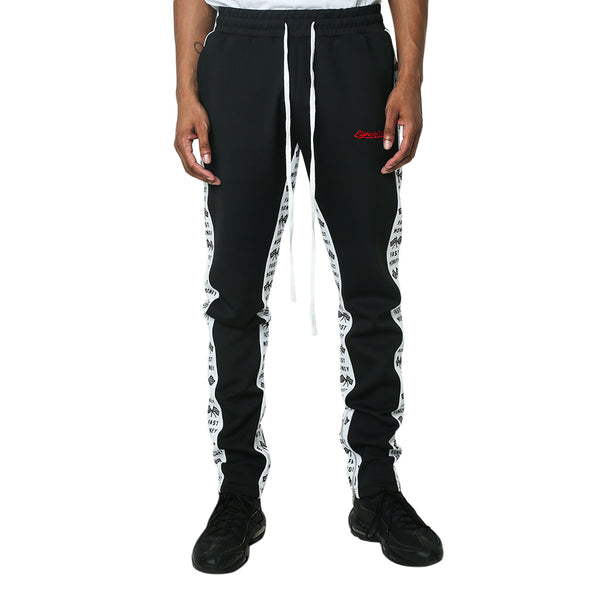 Get Money Double Striped Track Pants