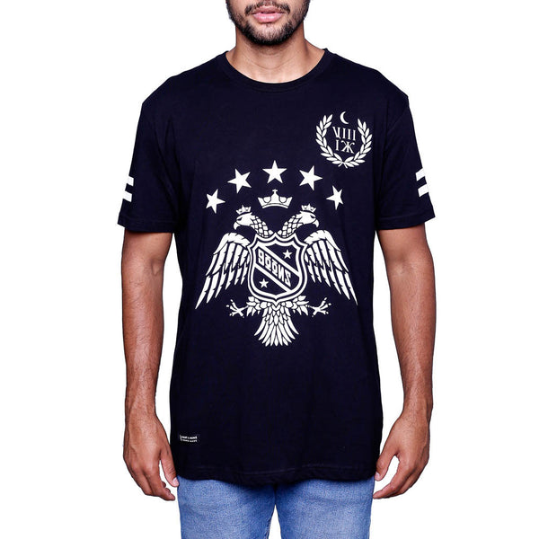 Goons Eagle Tee Black front