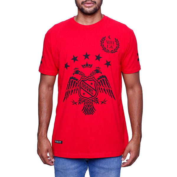 Goons Eagle Tee Red front