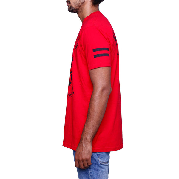 Goons Eagle Tee Red side 2