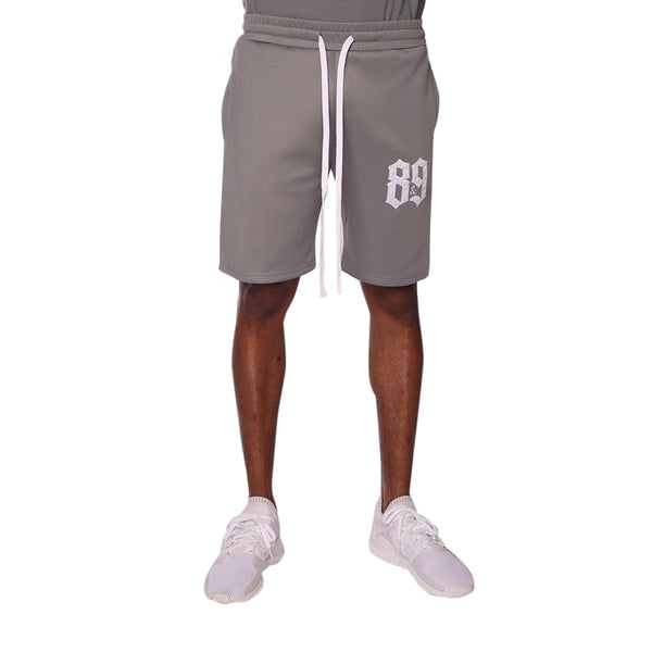 Goons Training Shorts Cool Grey