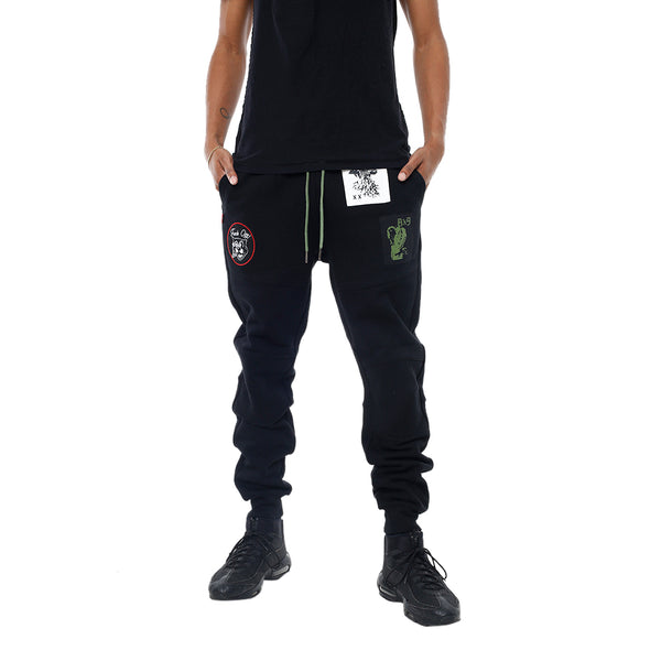 Grief Flight Jogger Black