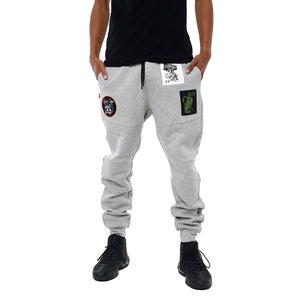 Grief Flight Jogger Grey