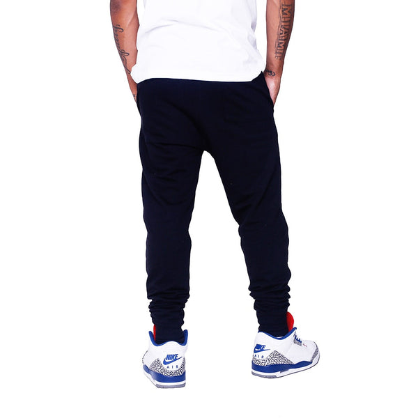 Hardbody Jogger Sweatpants Black back