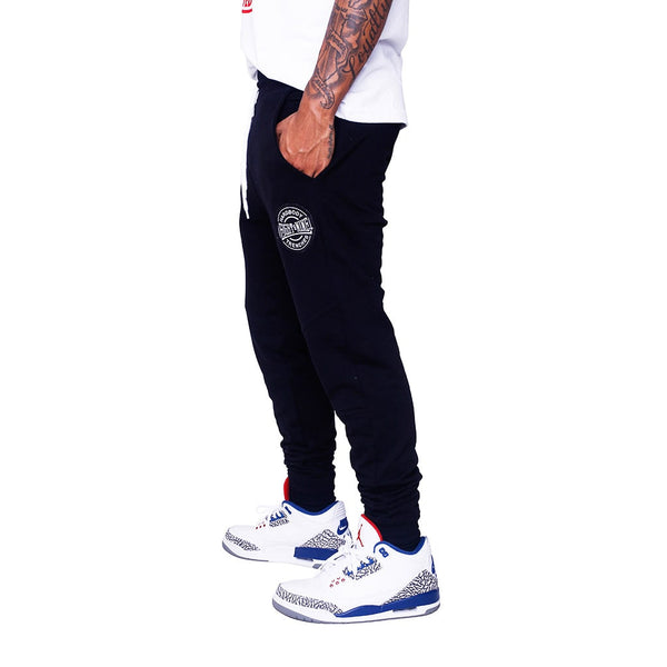Hardbody Jogger Sweatpants Black left