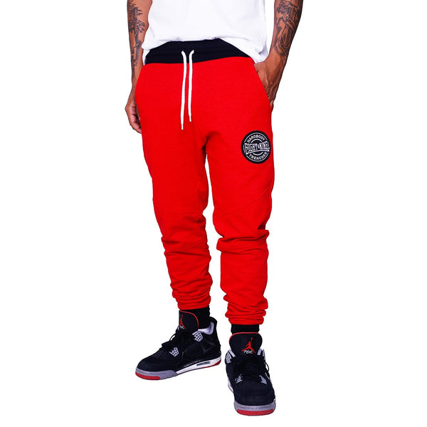 Hardbody Jogger Sweatpants Fire Red