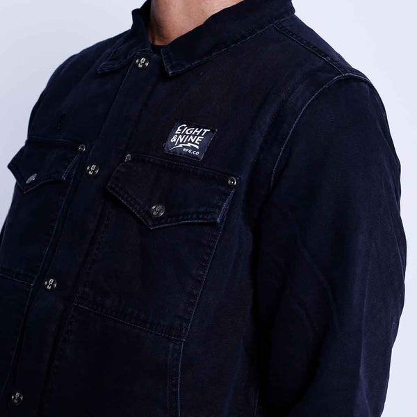 Heavy Iron Cotton Duck Jacket