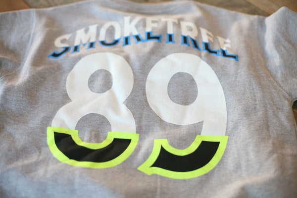 SmokeTree Crewneck Sweatshirt Billy Hoyle - 4