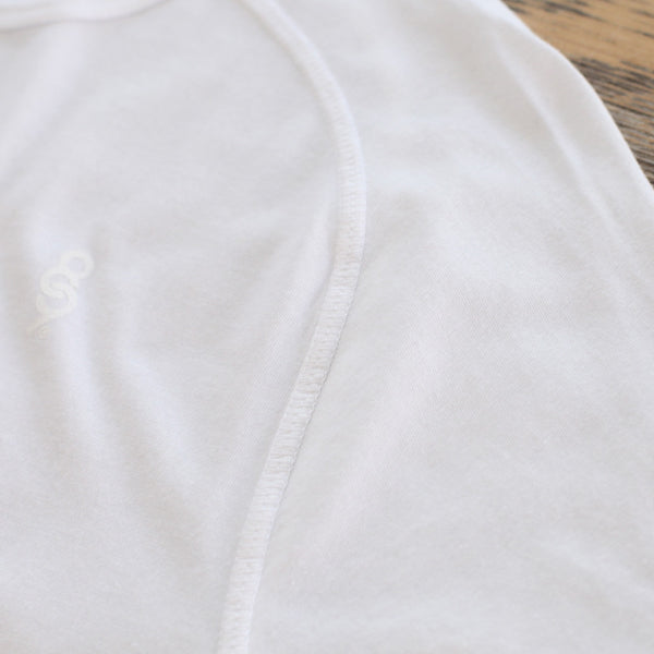 Perfect Raglan Tee Pure White - 3