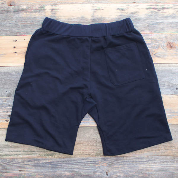 Keys French Terry Yard Shorts Navy - 2
