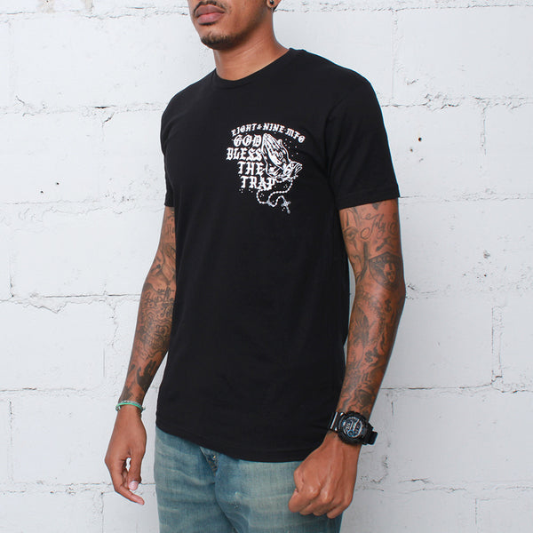 Blessed T Shirt Black - 2