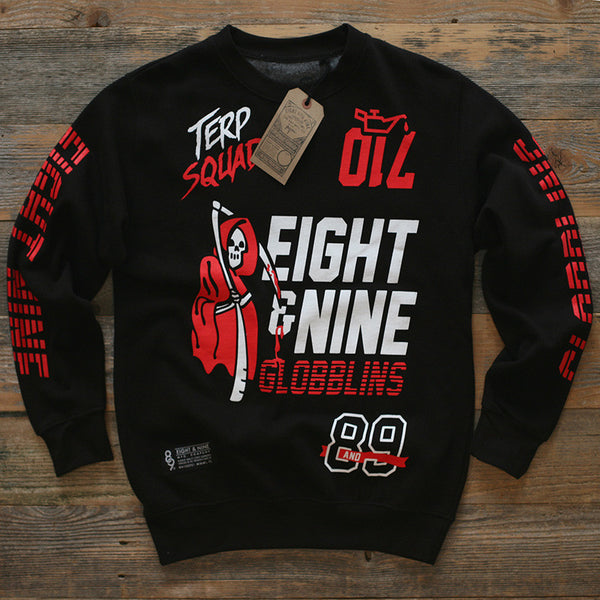 710 Terp Squad Fleece Sweatshirt