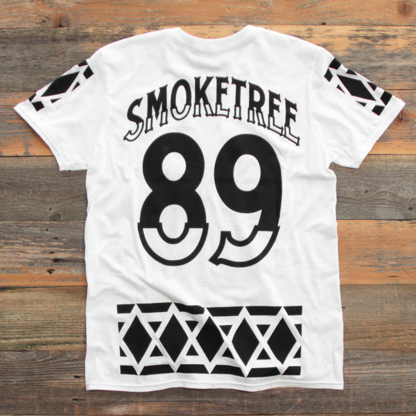 SmokeTree Hockey Jersey Tee - 2