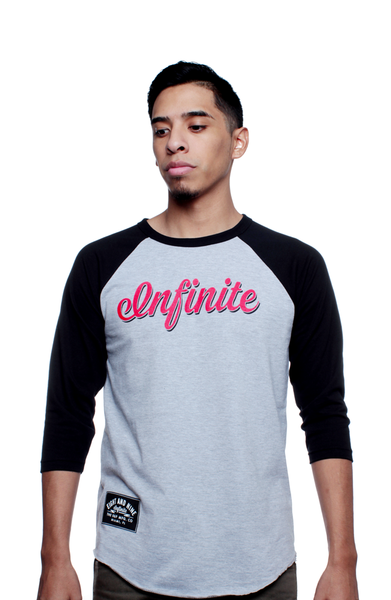 Infinite 89 3/4 Sleeve Raglan Cement - 2