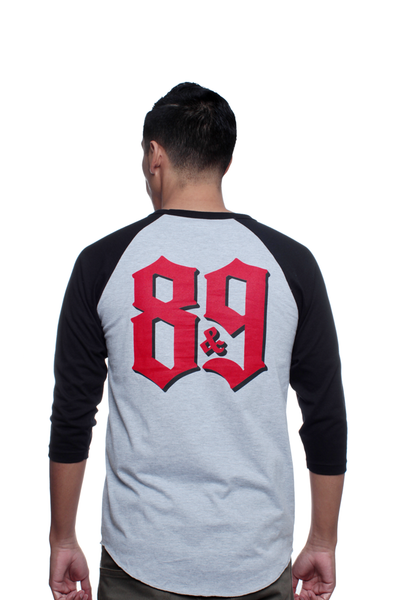Infinite 89 3/4 Sleeve Raglan Cement - 3