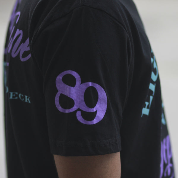 Aqua 8 Shirt Yopper Club