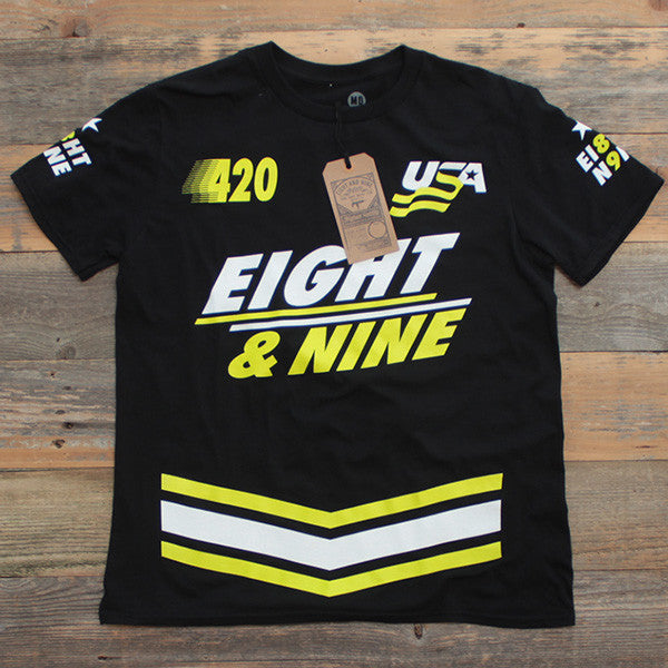Usa 420 Venom Green Tee - 1