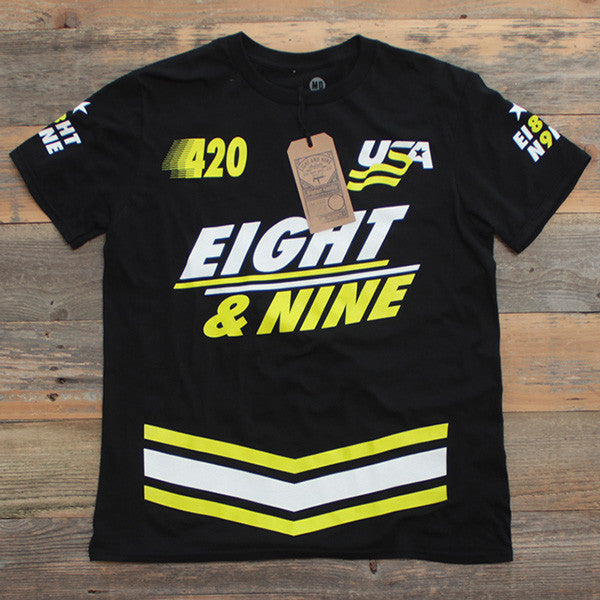 Usa 420 Venom Green Tee - 2