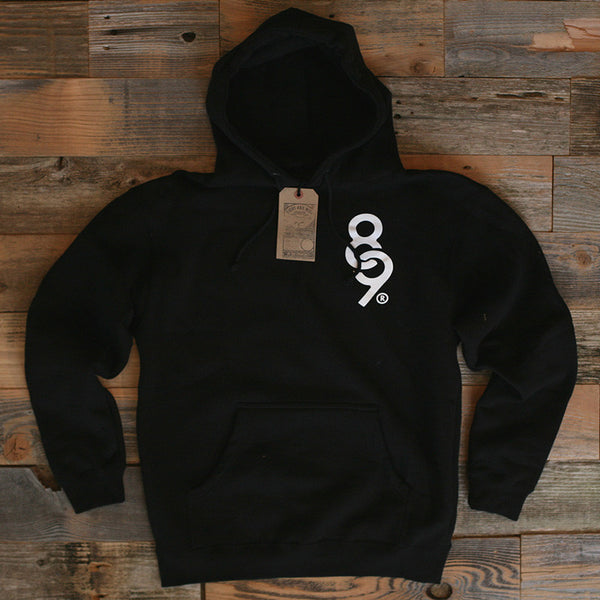 Keys Hooded Sweatshirt Black