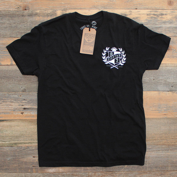 Roll Another Classic T Shirt Black